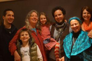 Our children and grandchildren: Lizzie & Lucius Jaxon & Mirakye Liam