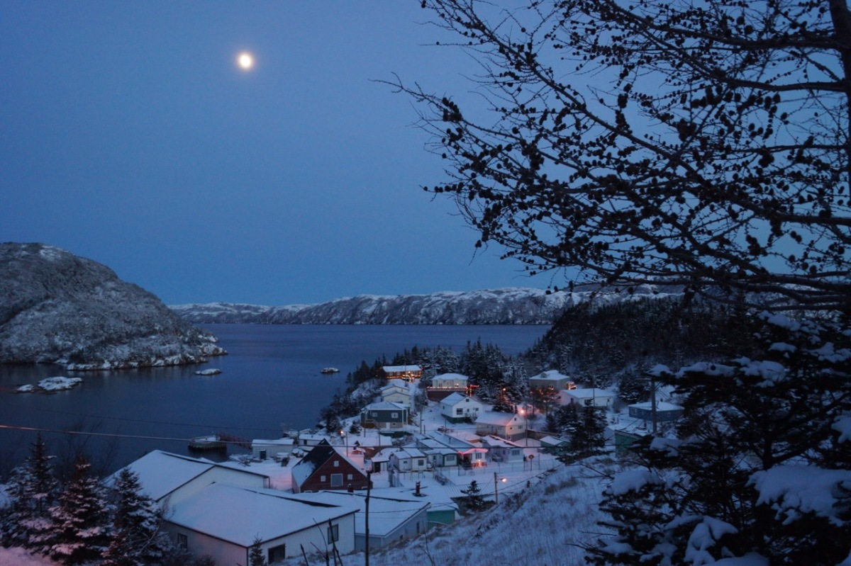 Christmastime In Gaultois One Of The Last Newfoundland